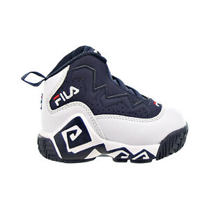 Fila MB Toddlers' Shoes White-Navy-Red 7BM01248-125