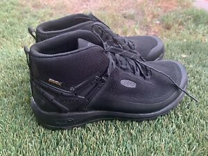 Men's  Keen  Venture Waterproof Hiking Shoes Sz 9