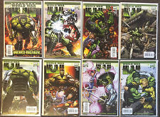28 World War Hulk 1 2 3 4 5 Warbound Damage Control Chronicles Frontline Lot Nm
