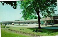 Vintage Postcard - Clover leaf Motel Niagara Falls Canada Un-Posted #1444