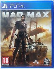 Mad Max. Ps4. Fisico. Pal España