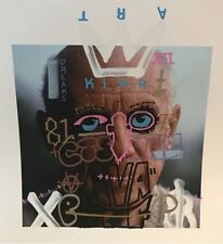Pablo Picasso X Mr HOLLYWOOD Original Street Art Print Signed 1/1 Basquiat Pop
