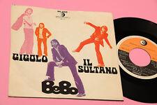 "BEBO 7"" IL SULTANO ORIG ITALY BEAT 1970 EX+ !!!!!!!!!!!!!!!!!!!!!!!!!!!!!"