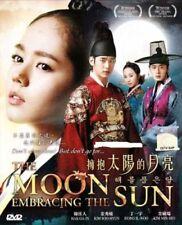 Moon Embracing The Sun (Pmp) Korean Drama Dvd with Good English Subtitle