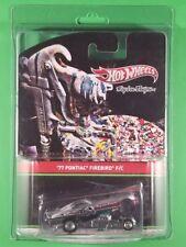 Hot Wheels - '77 Pontiac Firebird F/C (Silver) [150/1000 - Troy Lee Designs]