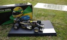 1/18 Minichamps 1985 F1 JPS Lotus 97T Ayrton Senna Mclaren Diecast Model Car