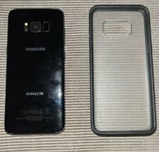 Samsung Galaxy S8 SM-G950U - Black (Sprint/Unlocked) Excellent Condition