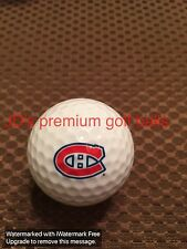 LOGO GOLF BALL-NHL....MONTREAL CANADIENS.............NEW!!!