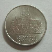 5 Mark DDR GDR Meißen Meissen Gedenkmünzen 1972 A