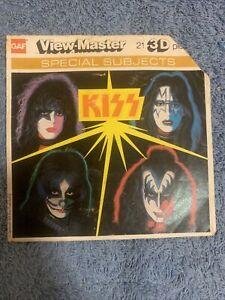 Kiss - 1979 View-Master Set (3 Reels) AUCOIN