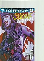 Suicide Squad Lot of 7 issues DC New 52 Harley Quinn Killer Croc
