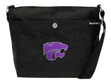K-State Purse CUTE KANSAS STATE Shoulder Bag KSU Logo Purse - LOTS OF POCKETS!