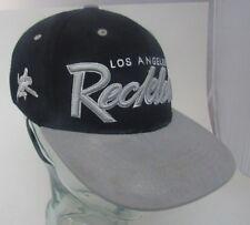 Young & Reckless Y&R Script Black Grey Snapback Hat Cap Los Angeles SnapBack A7