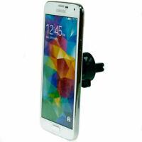 BuyBits Fixation Rapide Magnétique Ventilation Voiture Pour Samsung Galaxy S5
