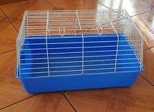 RABBIT OR GUINEA PIG HUTCH OR CAGE - PLASTIC