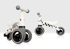 Baby Ride on Toy, Children's Balance Bike Baby Walker 12-24 months, Zebra
