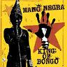 LP 33 MANO NEGRA KING OF BONGO PROMO INNER MANU CHAO VIRGIN LPVIR5 ITALY 1991