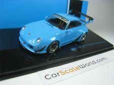 RWB - RAUH WELT PORSCHE 911 (993) 1/43 IXO (BLUE)