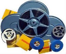 5000 Feet MOVIE FILM TRANSFERRED ~ Super 8 16mm 8mm  ~ TRANSFER / COPY to a DVD