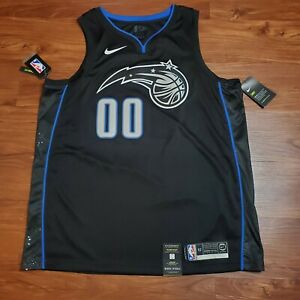Aaron Gordon Orlando Magic Nike City Edition Space Swingman Jersey Men's 52 **XL