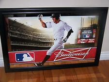 Budweiser Baseball MLB mirror NEW RELEASE ITEM 2013 Bud