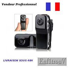 Mini DV Caméra Sport Espion MD80 Détection de Présence Camescope Sport