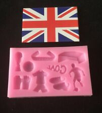 Football Themed Cake Mould For Cake Decorating