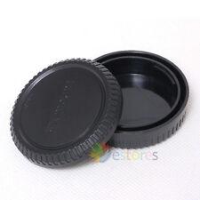 Body Cover + Lens Rear Cover Cap For Fujifilm X-Pro1 Fuji FX X-Mount X1 Pro