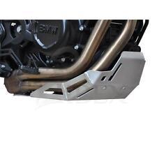 Bmw f 650 f650/F 700 f700 GS BJ 08-17 protección del motor bajo protección de conducción plata