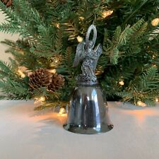 1974 Danbury Mint Christmas Bell Angel
