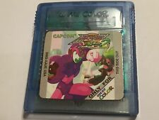 NINTENDO GAME BOY GAMEBOY COLOR GAME CARTRIDGE MEGAMAN XTERME 2 By CAPCOM