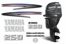 Yamaha 250 HPDI Sticker Decals Outboard Engine Graphic 250hp Sticker USA MADE
