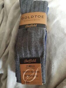 Gold Toe Sheffield Socks for Men 4 Pair