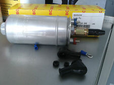 POMPA BENZINA BOSCH 5 BAR FUEL PUMP BOSCH MOTORSPORT racing code 0580254044