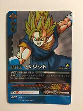 Data Carddass Dragon Ball Z 2 Secrète 126-II Part 5