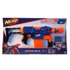 Hasbro Nerf Blaster N-Strike Elite Stryfe CQ-10 motorisierter Spielzeugblaster