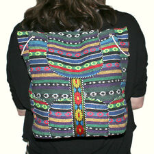 Hippie Boho 60's Nepal Thai Tibetan Rucksack Trekking Hiking Colourful Back Pack