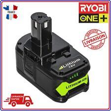 Batterie Ryobi One+ Plus 18V 4Ah Perf RB18L25 RB18 L50 P108 P107 P104 P780
