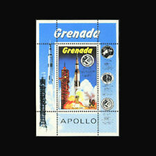 Grenada, Sc #427, MNH, 1971, S/S, Space, Apollo XIII, A450