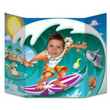 Party Supplies Birthday Decorations Beach Pool Hawaiian Surfer Dude Photo Prop