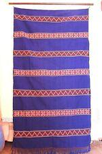 Moroccan Berber Wool Blanket 104'' X 70'' Handmade