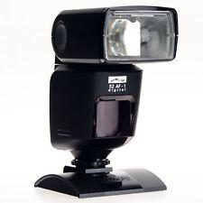 Canon Metz 52 AF-1 TTL Speedlight EOS Flash