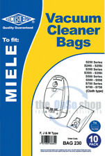 20 x MIELE Vacuum Cleaner Bags F,J & M Type S700 Series S758 Includes a Filter