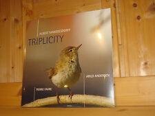 ALBERT MANGELSDORFF Triplicity w/ PIERRE FAVRE Audiophile SKIP 2x 180g LP SEALED