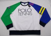 Polo Ralph Lauren The Championships Wimbledon Polo Tennis Sweatshirt Large L NWT