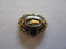 vintage Roadway Express Incorporated 10yr Trucker Safety Award Safe Driving Pin
