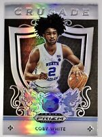 2019-20 Panini Coby White Silver Prizm Rookie Card RC Chicago Bulls 📈🔥