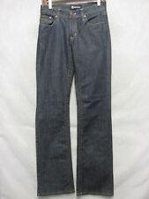 A8990 Petrol Dark Blue Slim Boot Cut Stretch NWT Heartbreaker Jeans Women 26x34