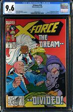 X-FORCE #19 (MARVEL COMICS 2/1993) 1st APP. COPYCAT IN HER TRUE FORM CGC 9.6 NM+