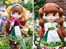 Takara cwc Neo Blythe doll Joana Gentiana